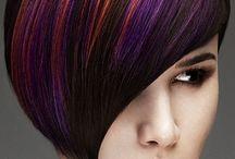 Hair Ideas + a Little Makeup / by Rayanna McBride
