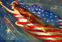 Americana I / by Valezka Saravanja Pennington