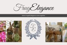 FrugElegance Blog Posts / Our blog site is full of great information- Go visit, stay awhile & check things out! http://www.frugelegance.com
