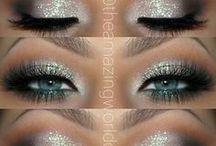 Cheer make-up