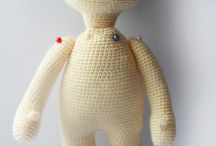 куклы вязание