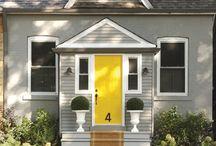 doorways, entryways