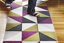 Carpet ReUse / Great Carpet Idea's