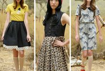 Summer Fashion Ideas / Photos to inspire great summer outfits. #SummerOutfits