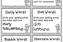 sight word tasks