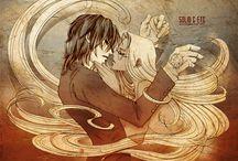 Hellsing ~ Alucard x Integra
