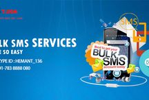 Bulk SMS Service / The team here a BOL7 provide the service of BULK SMS in an integrated format that best suits the company or personal needs . The team here help the clients in designing the content of their messages , tailored according to the needs of customer and business both , like choosing the language to be used in message , setting up convenient timing to send the message to the receiver and many more .