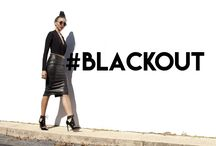 #BlackOut / All Black Outfits Every Woman Should Have!