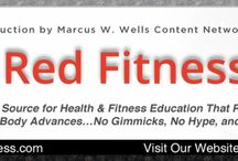 "Code Red Fitness Newspaper / The ""Code Red Fitness Times"" is a leading news publication devoted to quality Health & Fitness education! It's published daily and Free for all...Subscribe and never miss an issue, go to: www.CodeRedFitness.com / by Code Red Fitness"