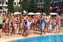 """WOW Otelleri Çocuk Şenliği / """"WOW Otelleri Çocuk Şenliği""""nde çocuklar doyasıya eğlendi, tatilin tadını çıkardı. #mngturizm #tatiliste #wowotelleri #çocukşenliği"""