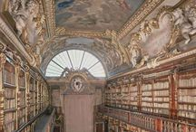 Libraries and museums