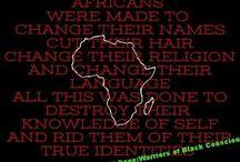 Afrikan History and Spiritualiy