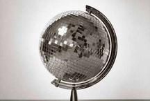 Disco Balls / by Becky Chandler Kankelfritz