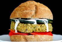 Burger / by Amy MacLennan