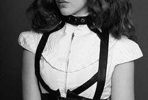 Fashion: Harnesses