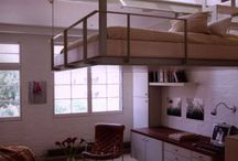 My tiny loft / Everything in 200 square feet