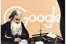 Google Doodles / by SiliconRepublic