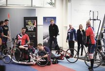 Invictus Games 2014 / HRH Prince Harry Launches the Invictus Games team selection at Tedworth House Recovery Centre. Look here for more information on the event http://invictusgames.org/  and follow @H4H_SR to keep up to date with the teams progress.