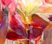ART abstract paint