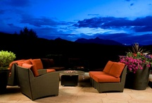 Outdoor Living / Outdoor spaces are just as important as indoor living areas. Especially in a beautiful place like Telluride, Colorado!