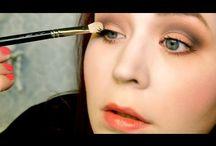make-up øyne