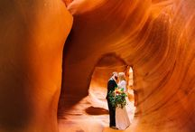 Antelope Canyon Engagement & Elopement | Horseshoe Bend Engagement & Elopement Session in Paige AZ