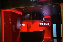 TİX BOX Türkiye / Design of international ticketing company Tix Box shop of Türkiye