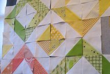Scrap Quilt / by Barb B