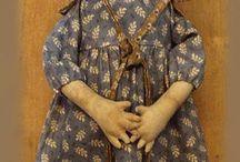 Muñecas y otros de tela
