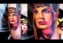 Tattoo works