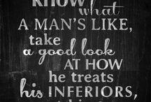 Words of Wisdom / So true.