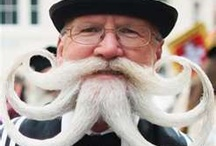 Strangest Mustaches in the World