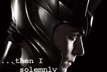 Avengers (mostly Loki)