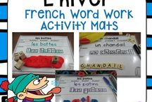 Homeschooling - French