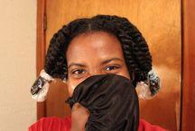 natural hair healthy haircare