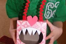 Valentine's Day Crafts - Mailboxes