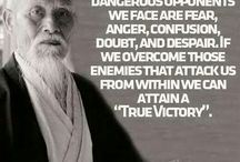 Aikido quotes