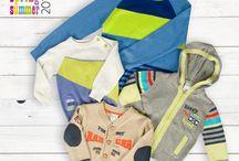 COCCODRILLO  kolorowe sweterki dla chłopców / Na deszcz i niepogodę kolorowe sweterki chłopięce COCCODRILLO