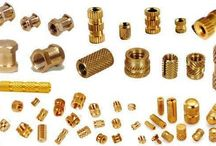 Brass Fasteners / Our organization is involved in manufacturing an extensive range of Brass General Parts that find application in different industries.
