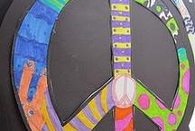 Art Lesson Inspiration - Color / by Jess Jo