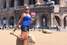 Les shoops en voyage, font le tour de l'Europe