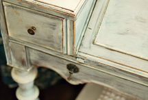 Fab Furniture Redo / ideas, blogs and techniques for restoring, distressing and repurposing wood items / by Creatv An