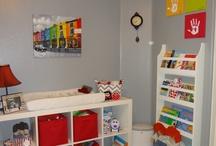 Çocuk Odası Dekorasyon Montessori