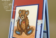Available Polished Moxie Cards / Handmade cards that I have created and are available for sale.