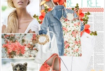 Style - florals / by Cammie Hackney
