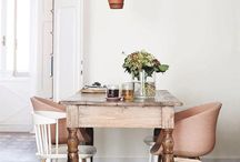 Minimal Interiors / Inspiration to keeping a simple beautiful home