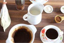 Kaffee-Liebhaberin