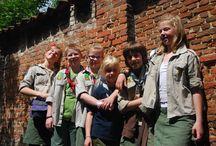 Scouts: Uniform Scouts en gidsen Vlaanderen