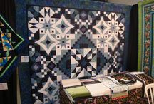 Asteria - Block of the Month / Asteria is a Quilt Block of the Month Program.  Pictures of Asteria quilts are shared on this board.  Send me a picture of your Asteria quilt and I will Pin it to this board.  Tiffany@needleinahayesstack.biz