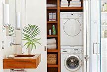 Cuarto/armario lavado